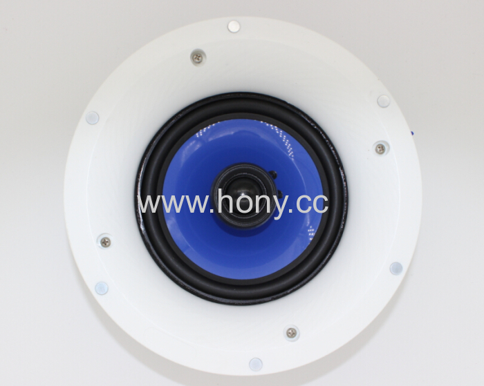 Bluetooth Wifi Ceiling Speaker Waterproof For Bathroom Manufacturers And Suppliers In China