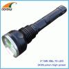 2400Lumen high power 10W XML Cree LED Flashlight 18650 rechargeable lantern portable emergency light repairing lamps