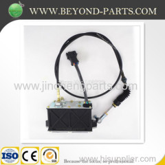 Caterpiller 315C 330C excavator throttle motor single cable 247-5210