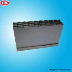 Precision plastic mould maker of professional precision die cast mold accessories processing