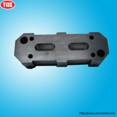 Professional precision plastic mold accessories processing with plastic mould component manufacturer in China