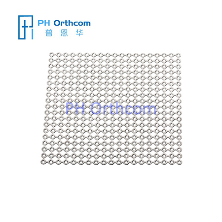 Titanium Mesh 2D for Neurosurgery Thickness 0.6mm