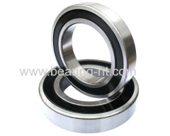 Conveyor skate wheel bearing 6000