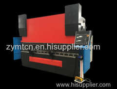 CNC Hydraulic bending machine/sheet metal press brake
