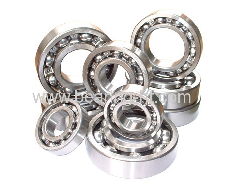 Leading Brand Deep Groove Ball Bearing