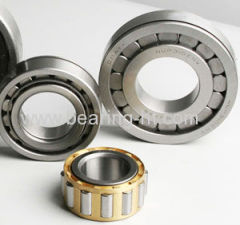 NU series cylindrical roller bearing