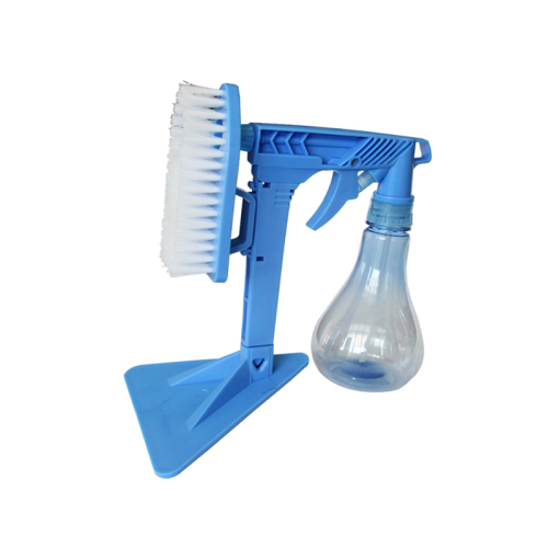 Multifunction 3 In 1 cleaning brush with spray bottle