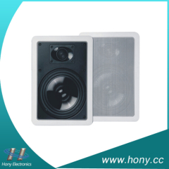 "8"" PA System Wall Mountable Commercial Speaker On Wall Speaker"