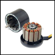 BLDC motor production winding line