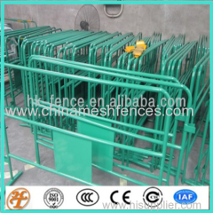 Temporary wire mesh Construction Barrier