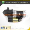 komatsu starter motor PC90 PC60 start motor 9t 4D95