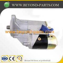 komatsu 6D95 engine PC200-5 PC200-6 starter motor 600-813-1420