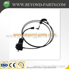 Caterpiller spare parts E307 E307B excavator throttle motor round plug 111-5497 1115497