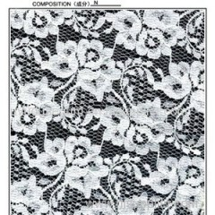 Flat Lace Fabrics (R5034)