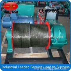 Electric Hoist Winch for Pulling and Lifting