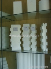 Polystyrene block insert product with polystyrene shape moulding machine