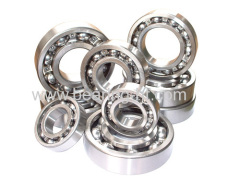 Sliding Window Deep groove ball bearing 6005Z 6005ZZ