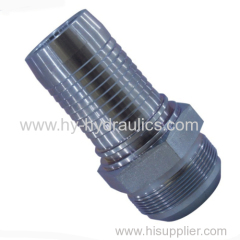 JIC MALE hydraulic hose coupling 16711