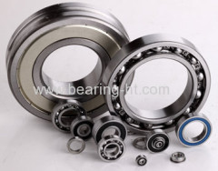 Sealed Deep Groove Ball Bearing China Supply Ball Bearing 6218-Z