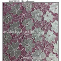 100% Nylon Lace Fabric (R2123)