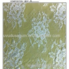 White Color Lace Fabric (R2109)