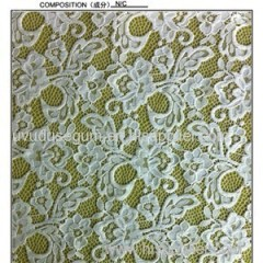 100%Cotton Lace Fabric Design(R2085)