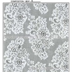 100% Gallon Nylon Lace Fabric (R690A)