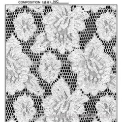 Cotton Lace Fabric (R689)