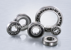 leading bearing manufacturer 6002-2RS deep groove ball bearing
