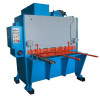 cnc steel stainless plate guillotine shearing cutter machinery hydraulic sheet metal cutting machine