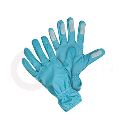 Non-Stick and Stainless Safe Bristle Gloves for cleaning