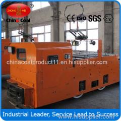 CCG Mining Explosion-proof Diesel Locomotives