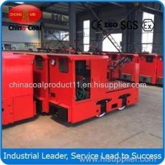CTY2.5 / 6G underground mining electric locomotive