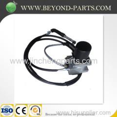 7Y-3913 119-9416 Caterpiller excavator spare parts 320B E320B throttle motor