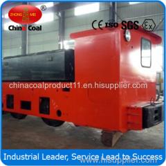 CTY mining electric locomotive