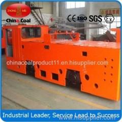 10T Overhead Mining Locomotive