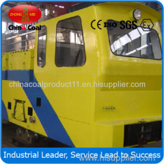 12T AC Frequency underground mining locomotive