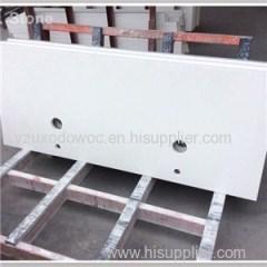 Kitchen White Quartz Countertop