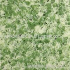 Green Sparking Quartz Stone