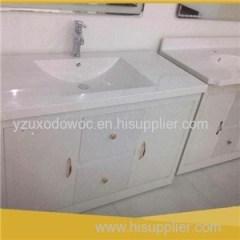 White Artificial Stone Sink
