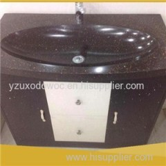 Quartz Composite Freestanding Basin