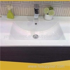 Bathroom Quartz Stone Basin