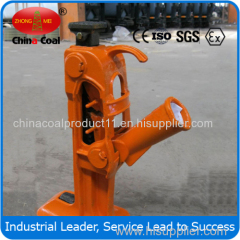 15 Tons Mechanical Track Jack from Manufacture