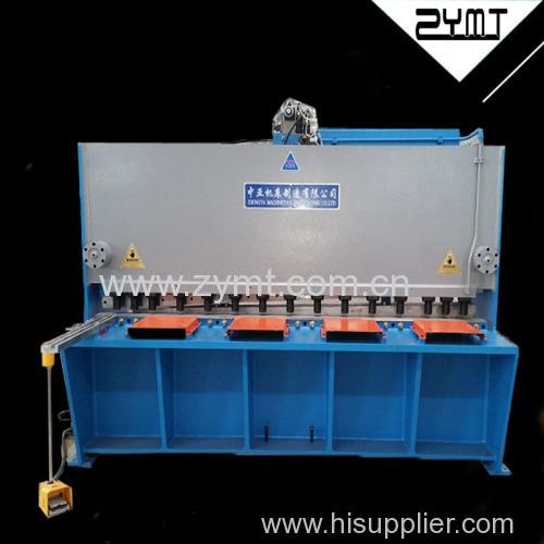 guillotine shearing machine sheet shearing machine metal shearing machine