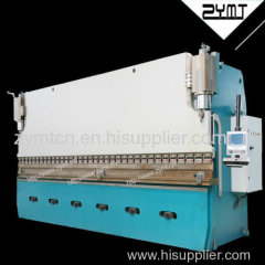 CNC press brake machine with ce