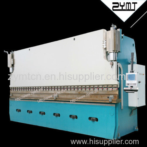 cnc press brake machine cnc hydraulic press brake