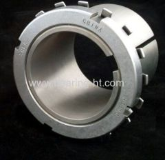 Hot sale H208 adapter nut of pillow block bearing with lock washer for excavator