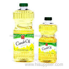 HIGHEST QUALITY CANOLA OIL