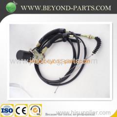 Caterpiller parts E320 Excavator throttle motor double cables 7Y-5558