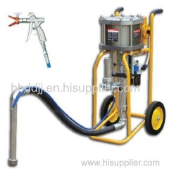 High-pressure Air-Assisted Airless sprayer